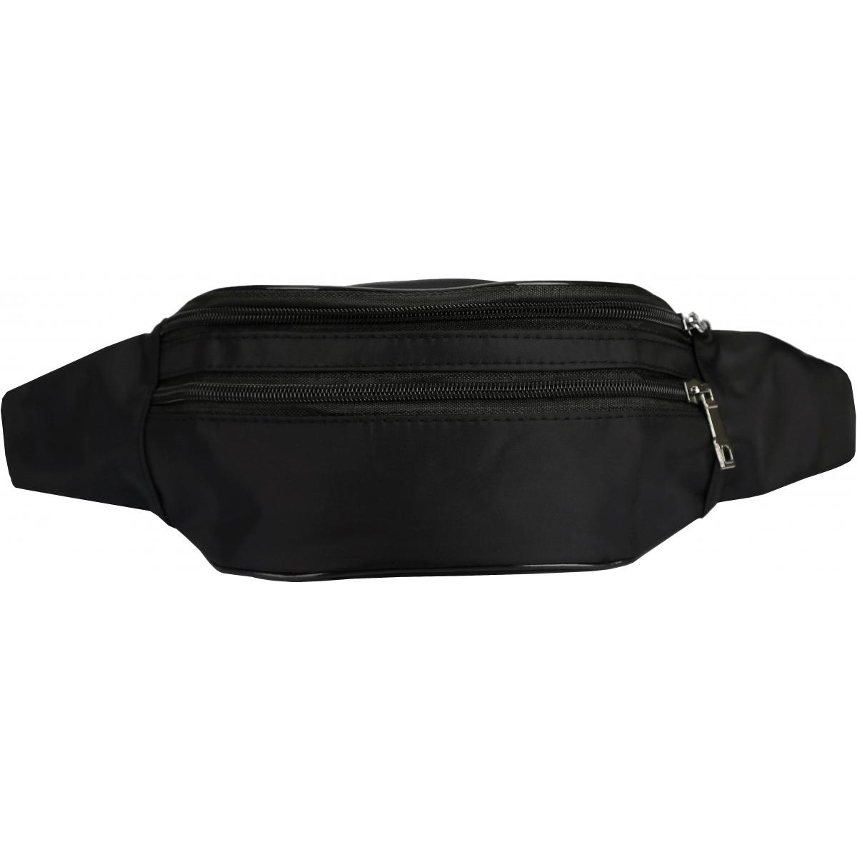 sac banane homme les sacs de krlot hkg0498 couleur principale noir. Black Bedroom Furniture Sets. Home Design Ideas