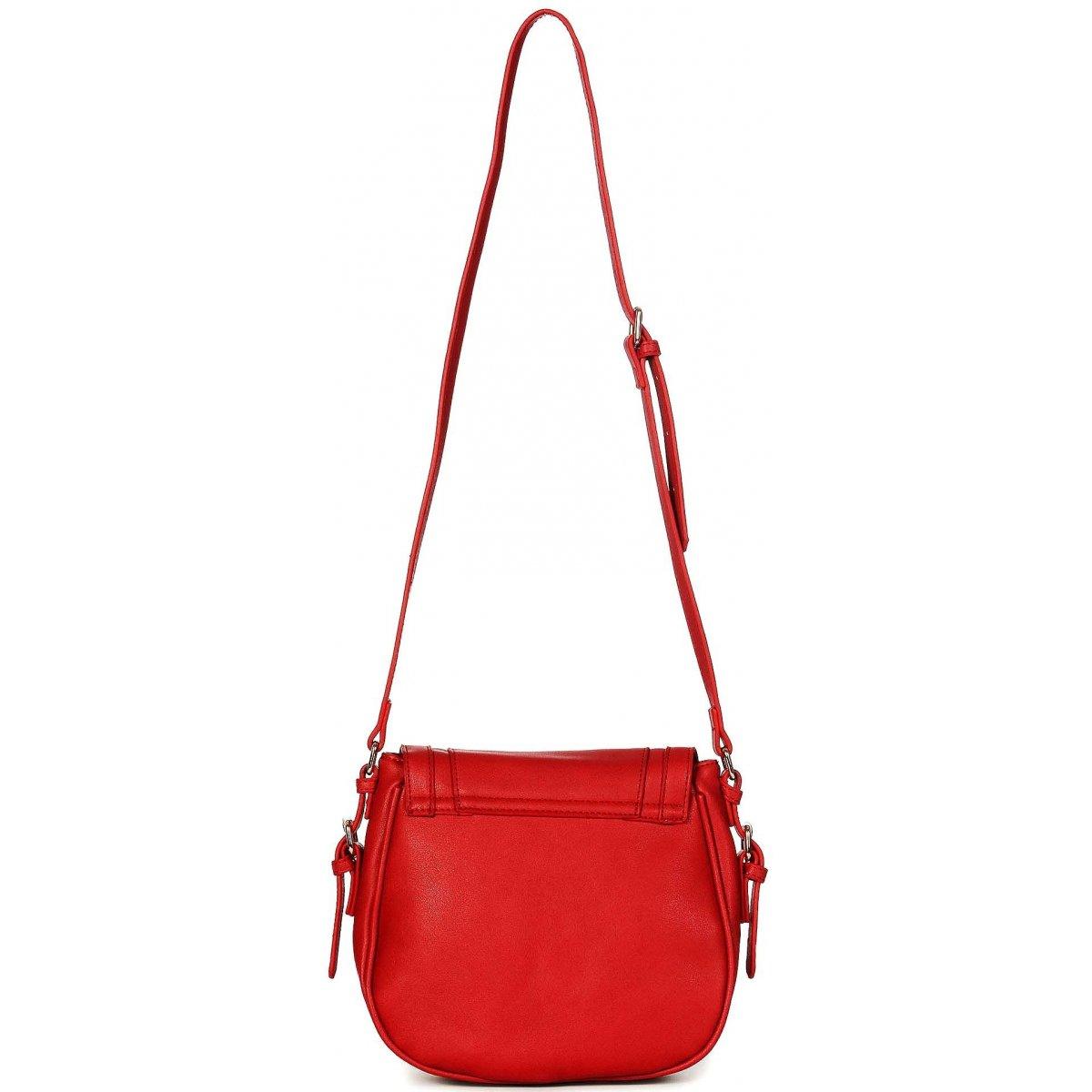 sac main bandouli re les sacs de krlot fkg0013 couleur principale rouge promotion. Black Bedroom Furniture Sets. Home Design Ideas