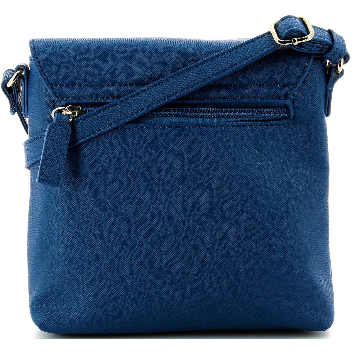 Sac main bandouli re les sacs de krlot fkg40001 couleur principale blue - Sac de ciment pas cher ...