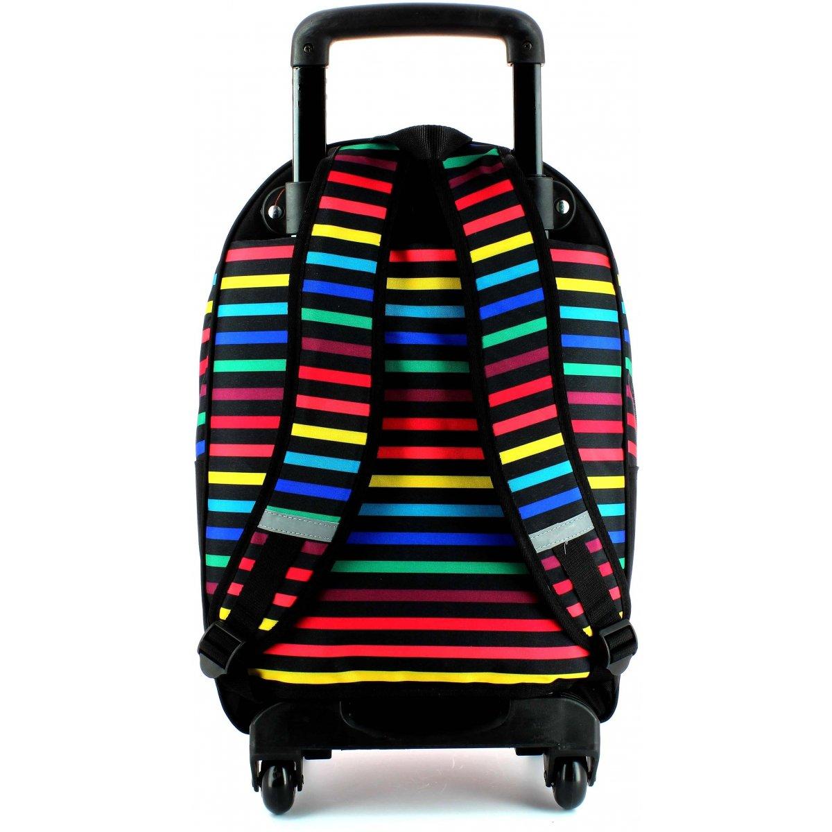 sac dos scolaire roulettes little marcel rimbau235 couleur principale assortis. Black Bedroom Furniture Sets. Home Design Ideas