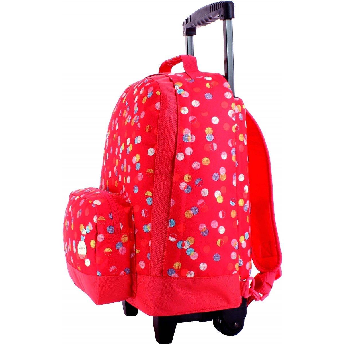 sac dos scolaire roulettes roxy p03016mlr6 couleur principale assortis promotion. Black Bedroom Furniture Sets. Home Design Ideas