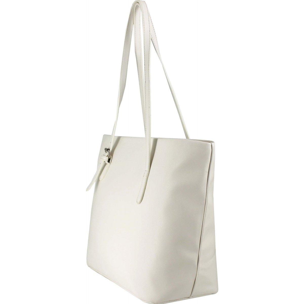 sac main les sacs de krlot fkg50572 couleur principale white. Black Bedroom Furniture Sets. Home Design Ideas