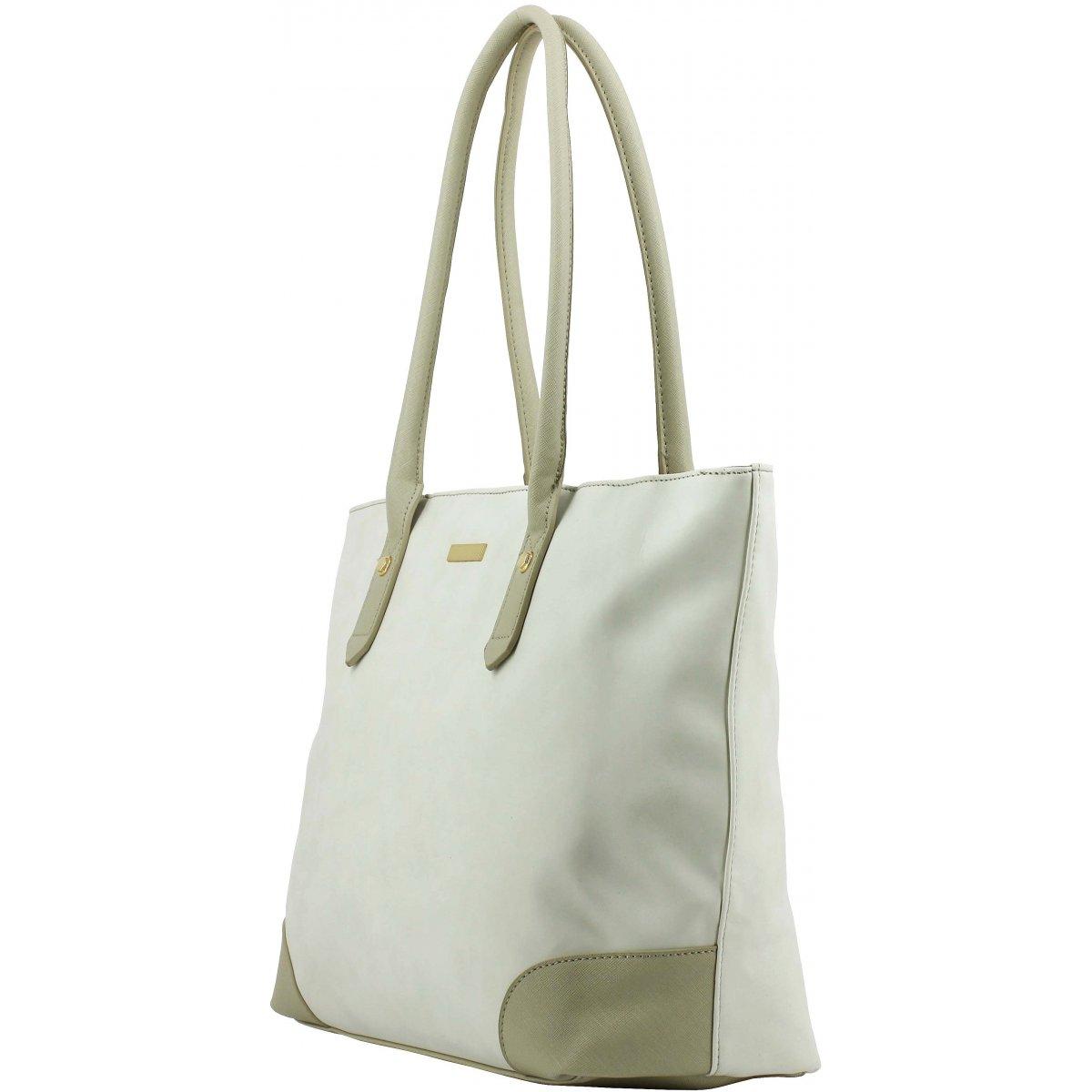 Sac main les sacs de krlot fkg51003 couleur principale white - Sac de ciment pas cher ...