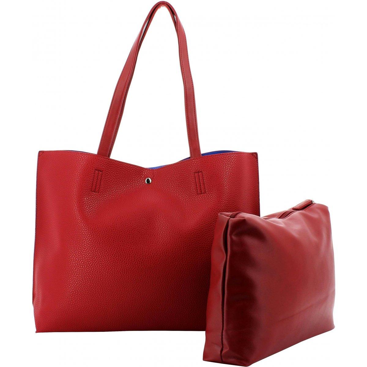 sac main les sacs de krlot fkg6201 couleur bordeaux. Black Bedroom Furniture Sets. Home Design Ideas