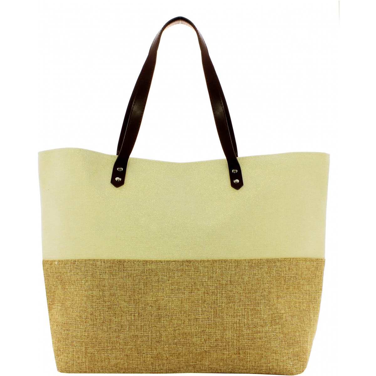 sac de plage brillant les sacs de krlot. Black Bedroom Furniture Sets. Home Design Ideas