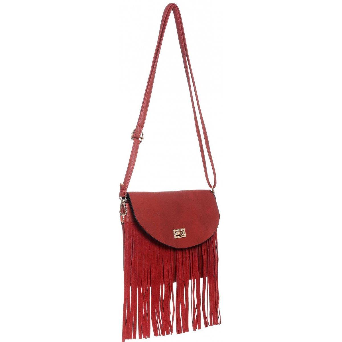 sac pochette bandouli re les sacs de krlot fk161039 couleur principale rouge. Black Bedroom Furniture Sets. Home Design Ideas