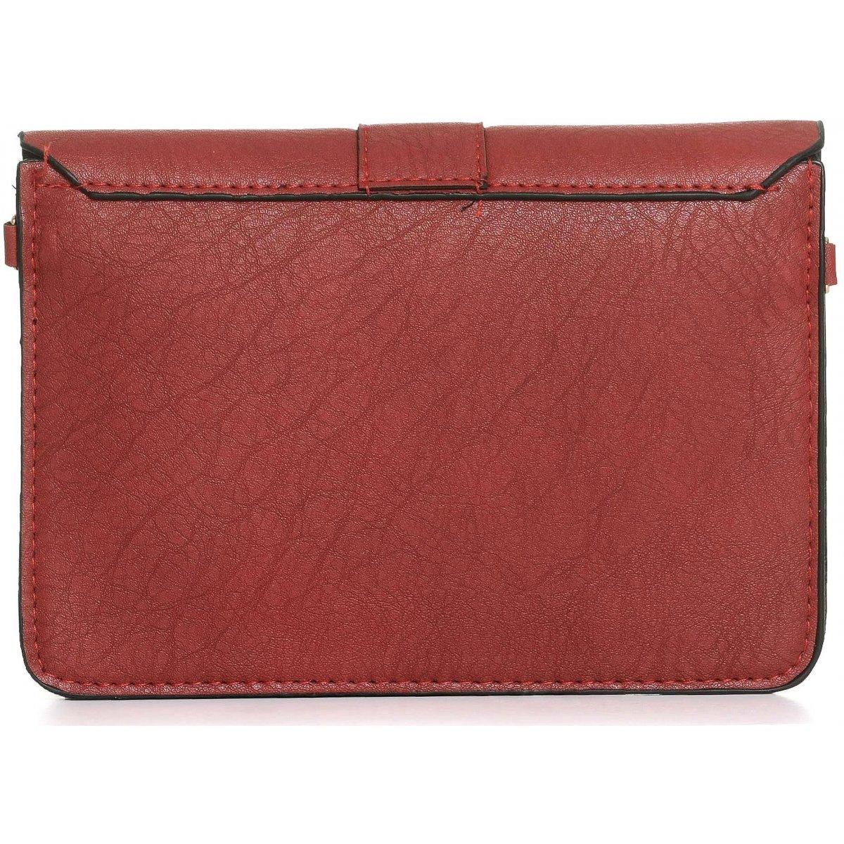 sac pochette bandouli re les sacs de k 39 rlot fkg0025 couleur principale rouge. Black Bedroom Furniture Sets. Home Design Ideas