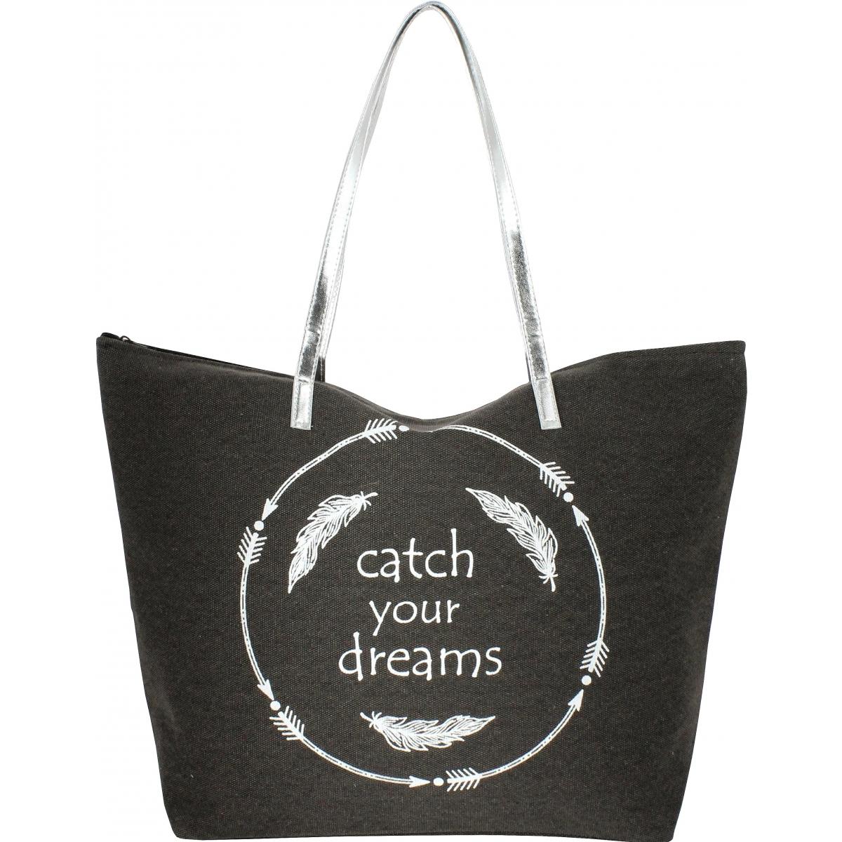 sac de plage krlot fkzx11350a noir couleur principale. Black Bedroom Furniture Sets. Home Design Ideas
