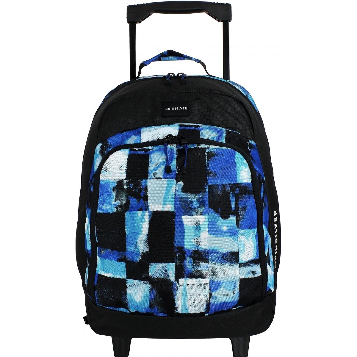 sac dos scolaire roulettes porte ordinateur quiksilver p03033bqs6 couleur principale. Black Bedroom Furniture Sets. Home Design Ideas