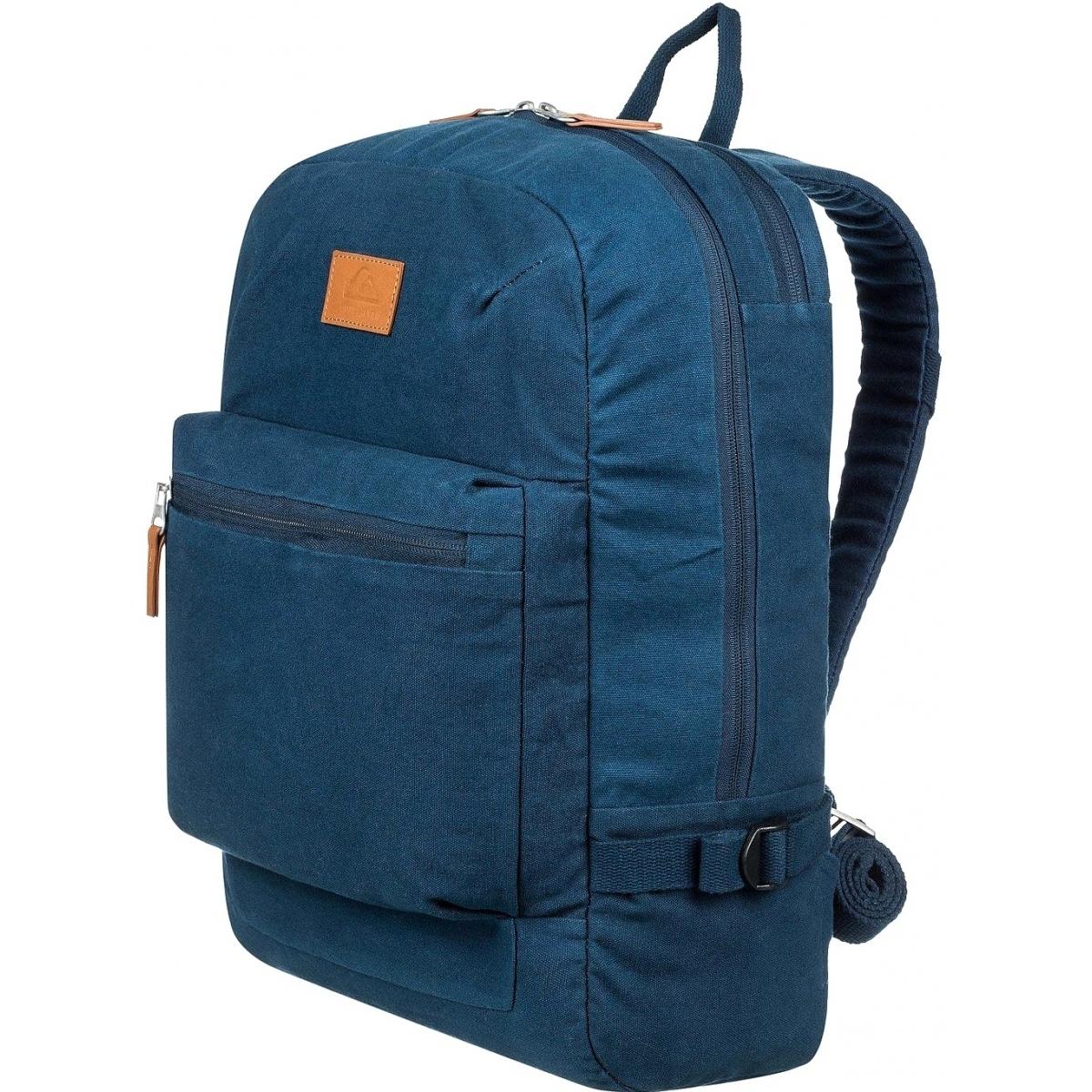 sac dos double compartiment porte ordinateur 15. Black Bedroom Furniture Sets. Home Design Ideas