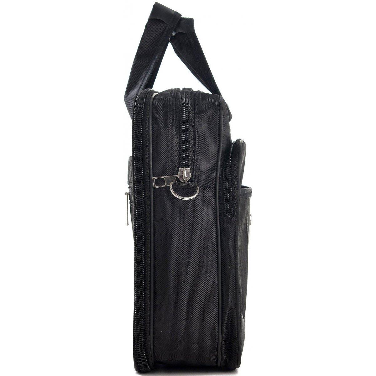 serviette porte ordinateur les sacs de k 39 rlot hk161003 couleur principale noir. Black Bedroom Furniture Sets. Home Design Ideas