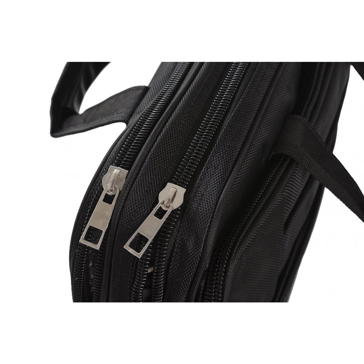 serviette porte ordinateur extensible les sacs de k 39 rlot hk161011 couleur principale noir. Black Bedroom Furniture Sets. Home Design Ideas