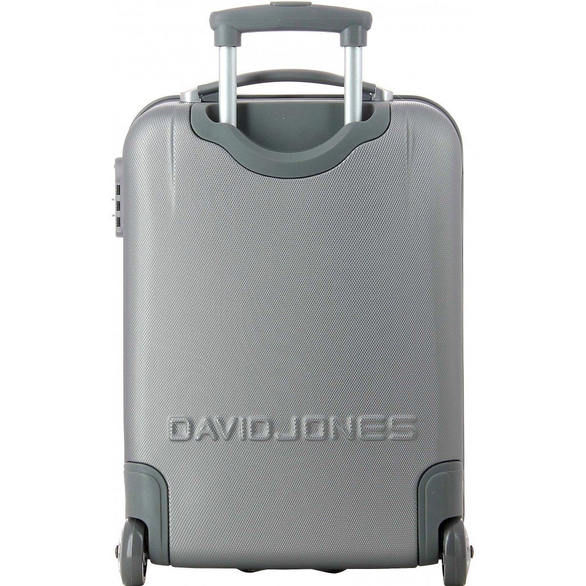 valise cabine ryanair david jones ba10021 couleur. Black Bedroom Furniture Sets. Home Design Ideas