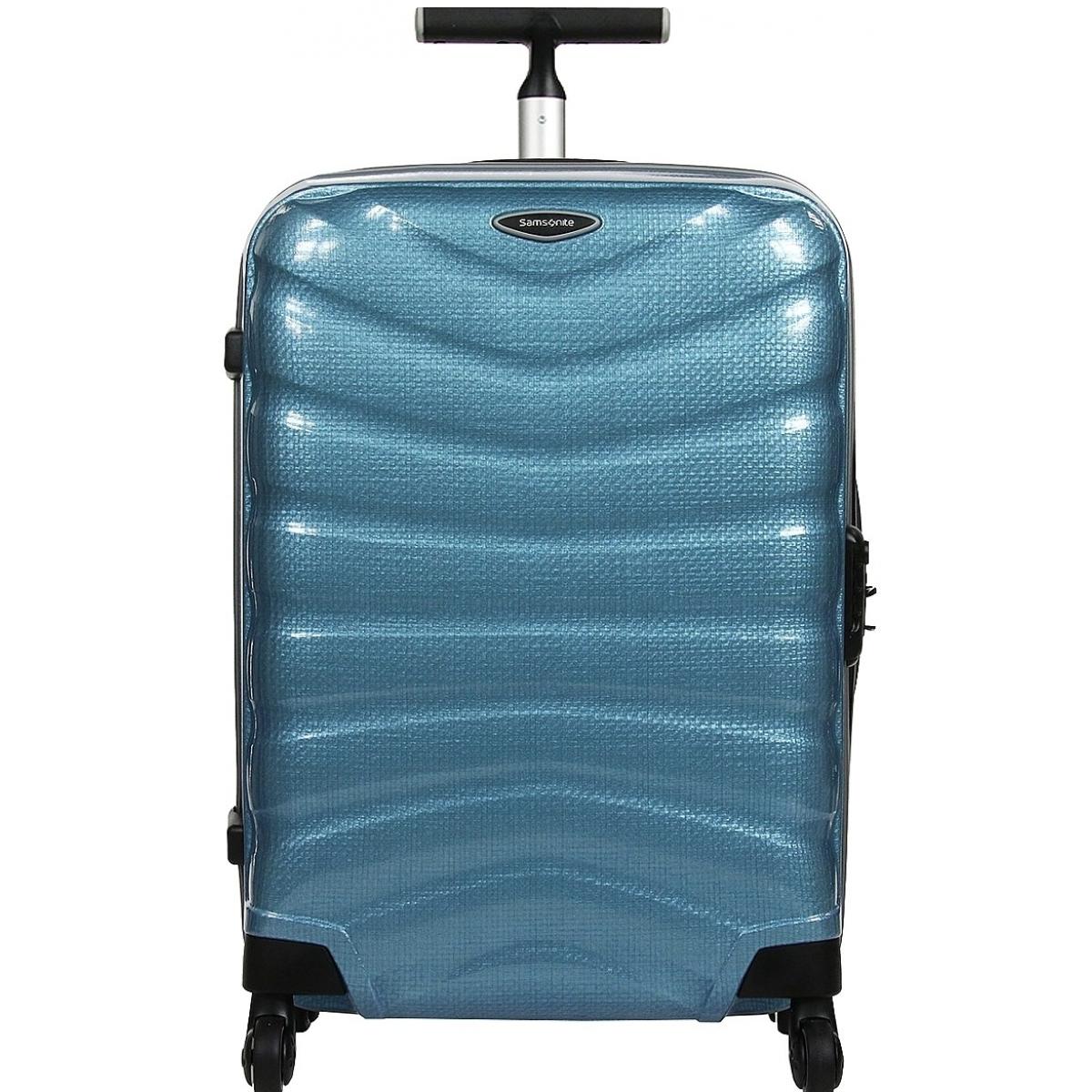valise cabine samsonite firelite spinner 55 cm firelite59 couleur principale sly blue. Black Bedroom Furniture Sets. Home Design Ideas