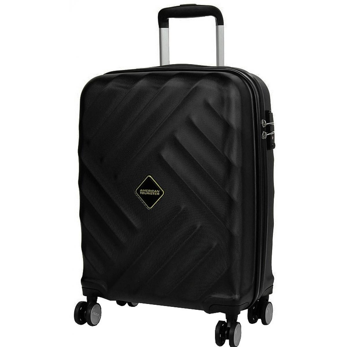 valise cabine crystal glow spinner tsa american tourister. Black Bedroom Furniture Sets. Home Design Ideas