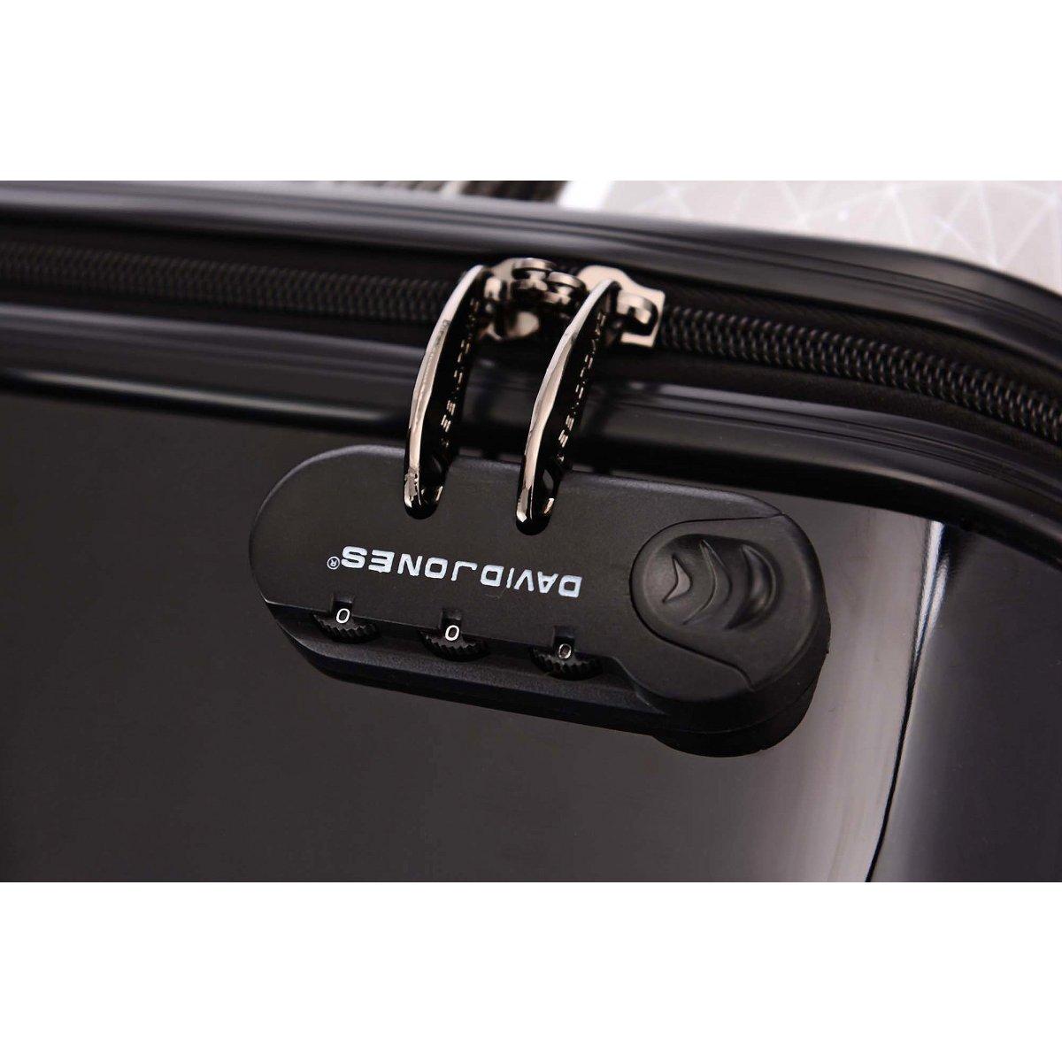 Valise rigide david jones 76cm ba20541g couleur principale brooklyn v - Valise a prix discount ...