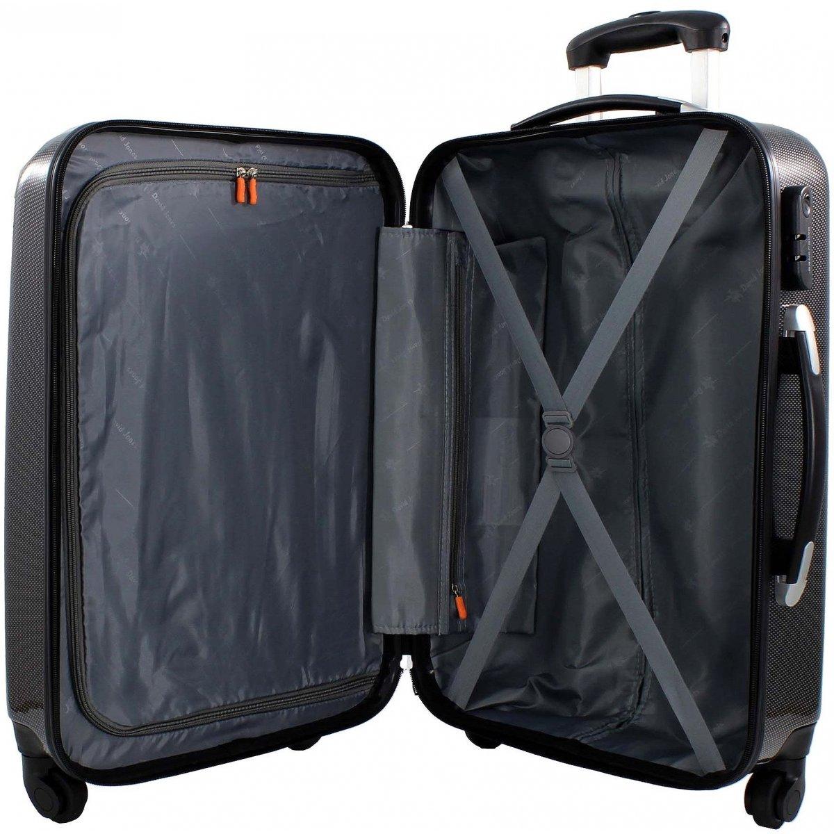 valise rigide david jones taille g 76cm ba20541g couleur principale brooklyn valise pas. Black Bedroom Furniture Sets. Home Design Ideas