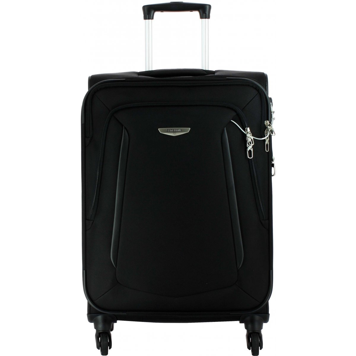 valise samsonite x 39 blade 63cm xblade91 couleur principale noir promotion. Black Bedroom Furniture Sets. Home Design Ideas