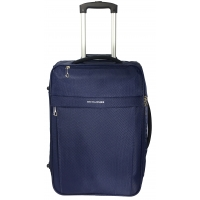 Trolley Cabine souple David Jones 52 cm - Marine