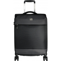 Valise Cabine souple TSA David Jones 53 cm - Noir