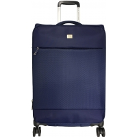 Valise Souple David Jones TSA Polyester 75 cm Grande Taille