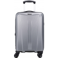 Valise Cabine Rigide David Jones TSA PC + ABS 55 cm Extensible