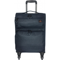 Valise Cabine souple David Jones 55 cm - Marine