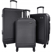 Lot 3 Valises Rigides dont 1 Valise Cabine Little Marcel REACH