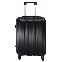 Lot 3 valises dont 1 valise cabine David Jones - Noir
