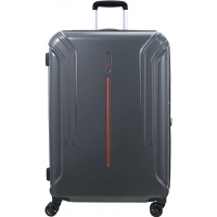 Valise Rigide David Jones TSA ABS 75.5 cm - Grande Taille