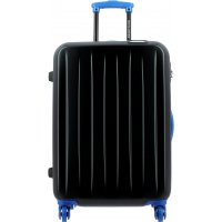 Valise Rigide David Jones ABS 62 cm Taille Moyenne