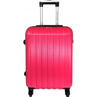 Valise Cabine rigide David Jones 54.50 cm - Fuchsia