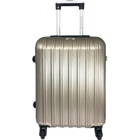 Valise Cabine rigide David Jones 54.50 cm - Champagne