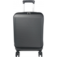 Valise Cabine Porte Ordinateur Rigide TSA David Jones 55cm