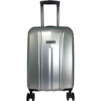 Valise Cabine rigide David Jones - TSA - 55 cm L-GREY