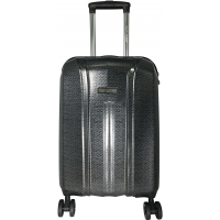Valise Cabine rigide David Jones - TSA - 55 cm - Noir