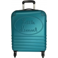 Valise cabine Little Marcel  54.5 cm - Turquoise
