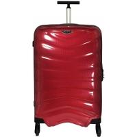 Valise Samsonite FIRELITE spinner 75 cm - Taille L - Rouge