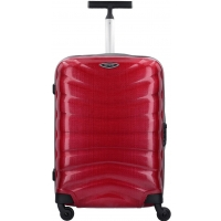 Valise Samsonite FIRELITE spinner 55 cm - Rouge