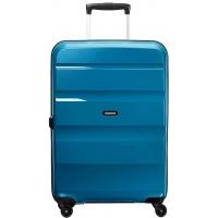 Valise Rigide AMERICAN TOURISTER Spinner  66 cm Bleu