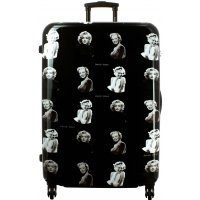Valise rigide David Jones 67cm