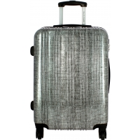 Valise rigide ABS David Jones - Grande Taille - 75 cm