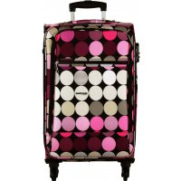 Valise souple DAVID JONES 76cm