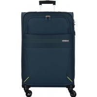 Valise SUMMER VOYAGER American Tourister 79/29 cm-Taille L-Bleu