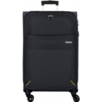 Valise SUMMER VOYAGER American Tourister 79/29 cm-Taille L-Noir