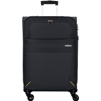 Valise SUMMER VOYAGER American Tourister 68/25 cm-Taille M- Noir