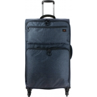 Valise Souple David Jones Polyester 77 cm Grande Taille