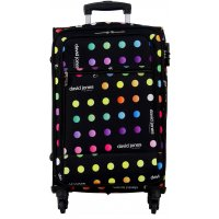 Valise souple DAVID JONES Taille M 66cm
