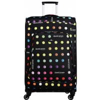 Valise Souple extensible David Jones - Grande Taille-  77 cm