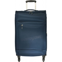 Valise Souple David Jones TSA Polyester Nylon 79.50 cm